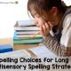 long o spelling choices spelling generalizations ow oe oa