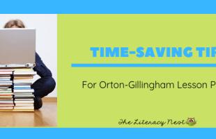 Word List Builder for Orton-Gillingham lesson plans