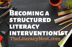 Structured Literacy Interventionist