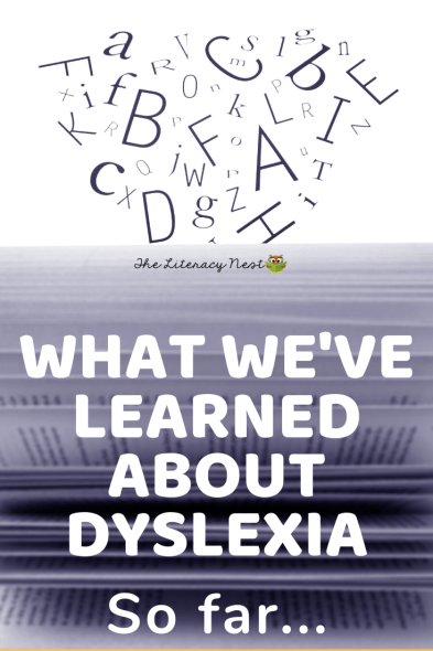 dyslexia awareness month