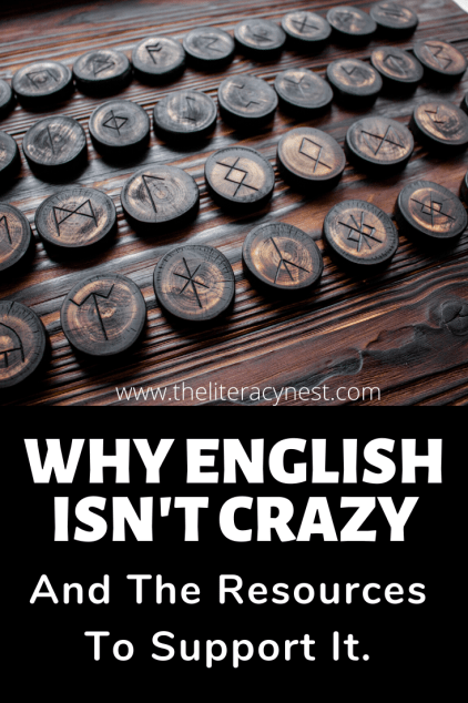 why english isn't crazy