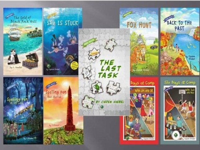 simple words chapter books
