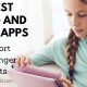 the best reading and writing apps for younger students