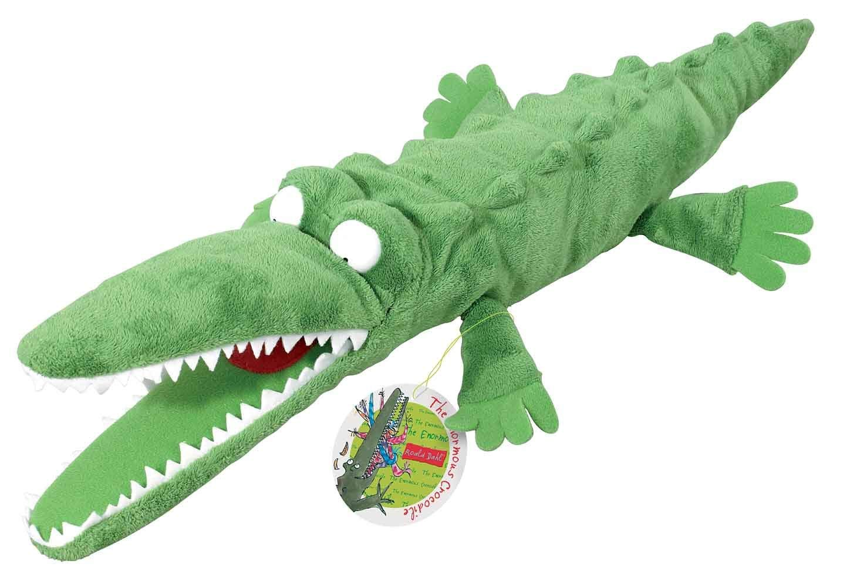 The Enormous Crocodile Soft Toy The Little Adventurer