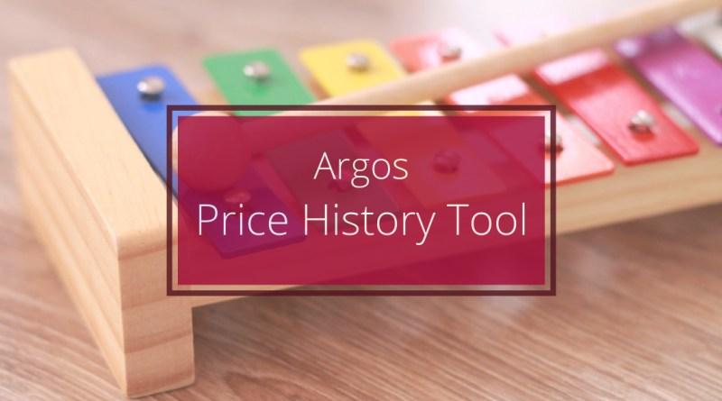 Argos Price History