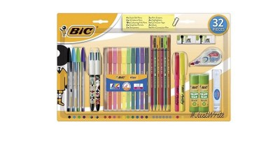 Up to half price on selected School Stationery @ Tesco