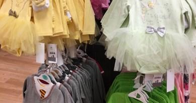 Baby Character Outfits @ Asda