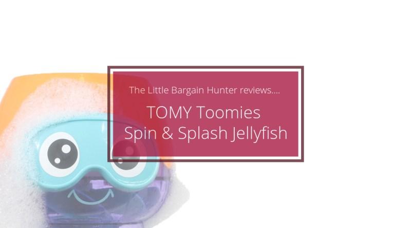 Spin and Splash Jellyfish