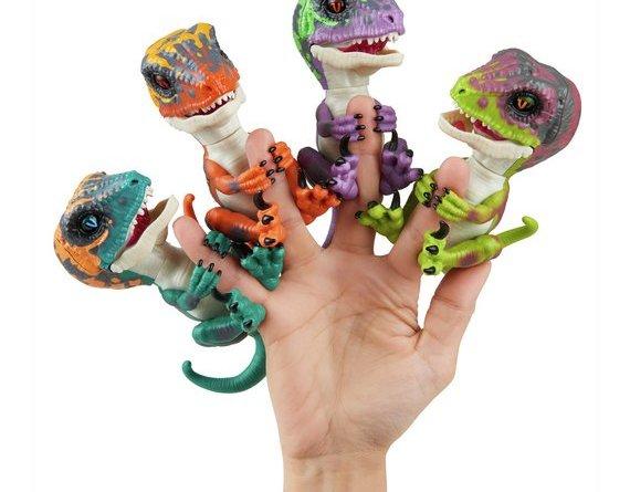Untamed Fingerlings