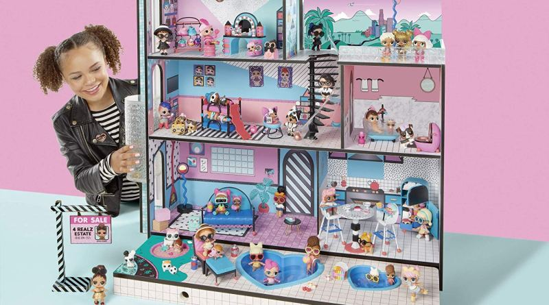 LOL Surprise Dolls House – Where can I get one?