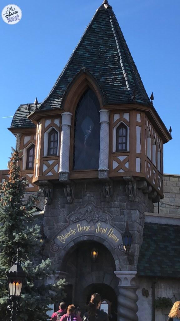 Disneyland Paris Secrets
