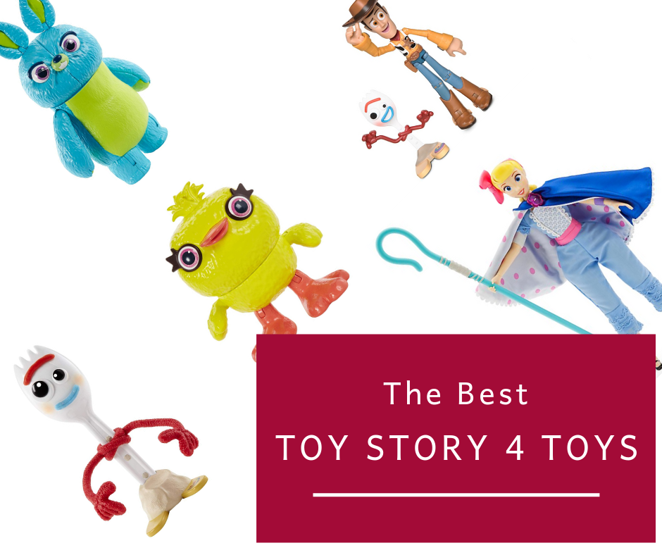 The Best Toy Story 4 Toys