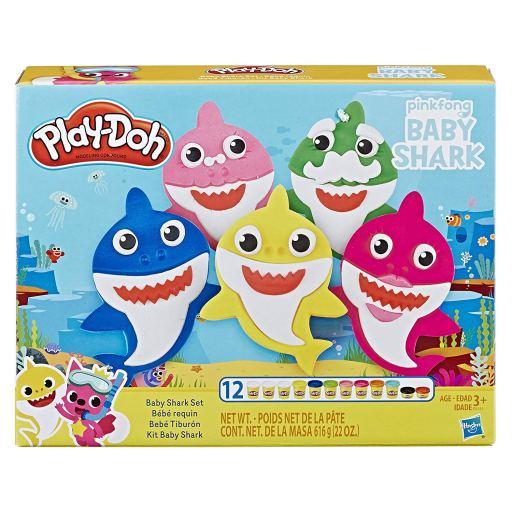 Play-Doh Baby Shark