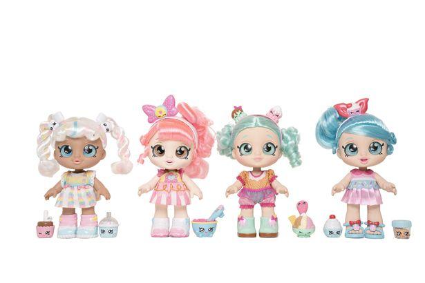 Kindi Kids Toddler Dolls