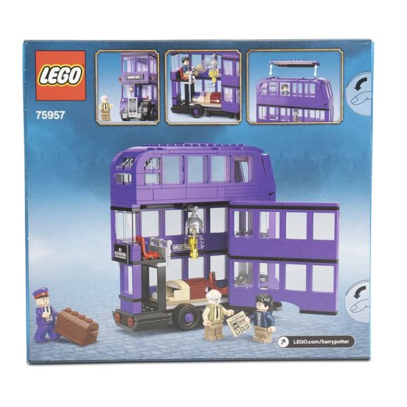 Top Toys for Christmas 2019 - LEGO Harry Potter Knight Bus