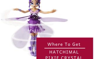 Hatchimal Pixies