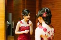 Wedding Day Makeup and Hair  Cheryl | TheLittleBrush Makeup