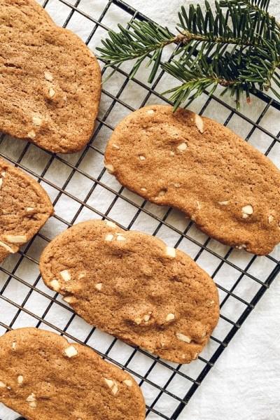 Dutch Santa Claus Cookies