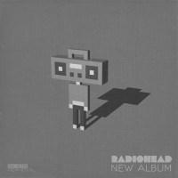 Metin Seven - Radiohead album art