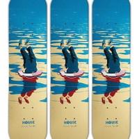 Mark Smith - Ltd Edition Skateboard