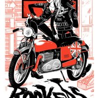 Retro Gals : Mods and Rockers