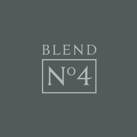 Blend No. 4 Organic Coffee Bags Logo