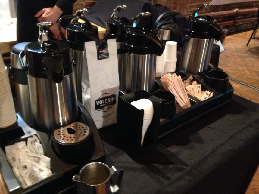 Hospitality Filter Coffee Station