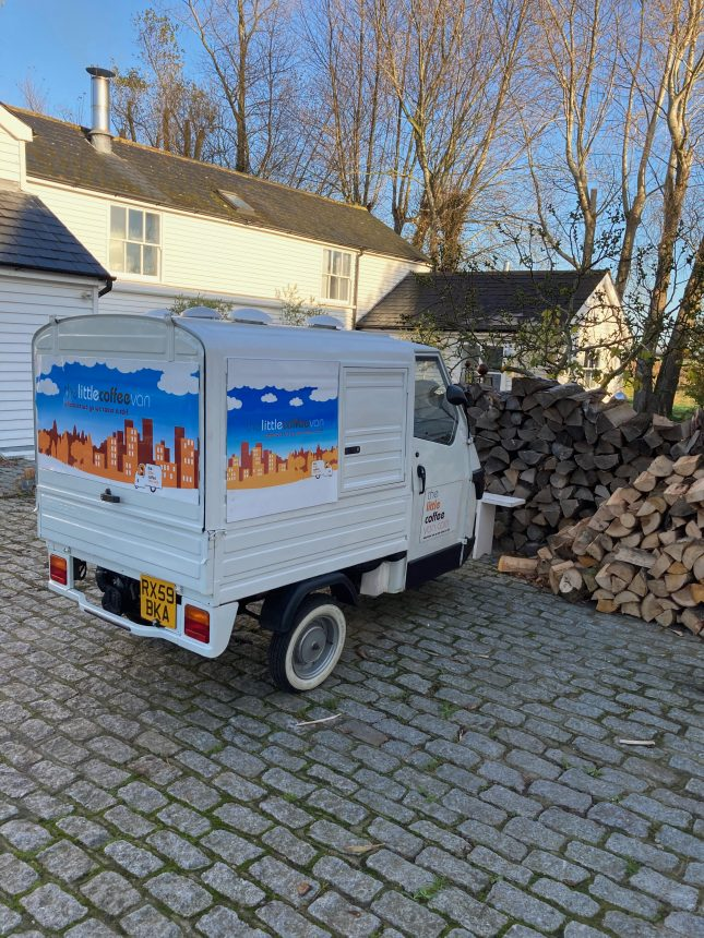 Mobile Coffee Cart Hire