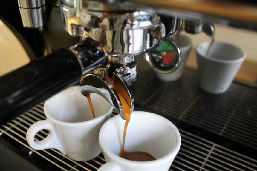 Fresh coffee onsite
