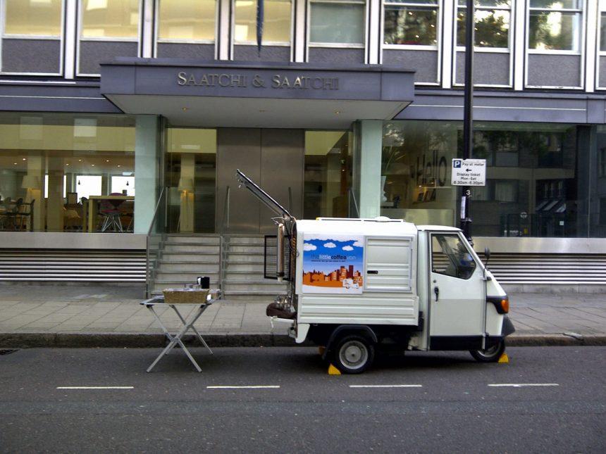 Media House Coffee Van Tour