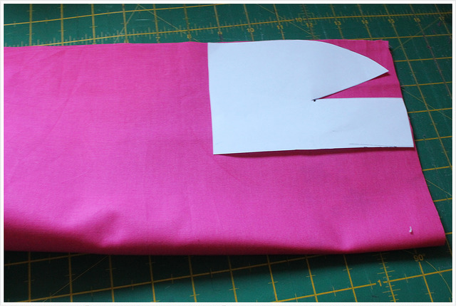 Tote tutorial _ faux leather _ nordika _ free tutorial_lining corner