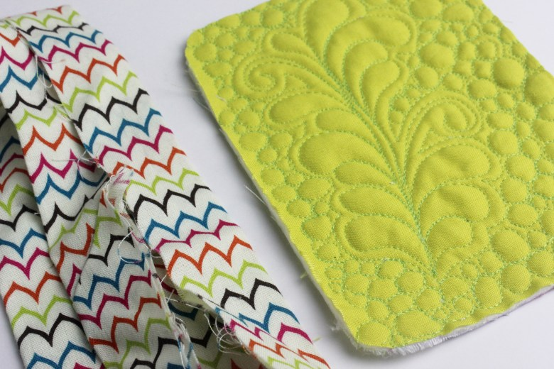Practice quilt : 8 things to sew from a practice quilt sandwich