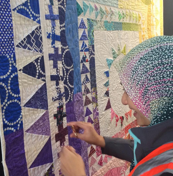 Why make quilts?