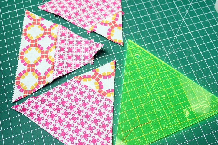 Triangle Quilting Ruler: Quilting Ruler Guide, The necessity, The extras and the fancy ones