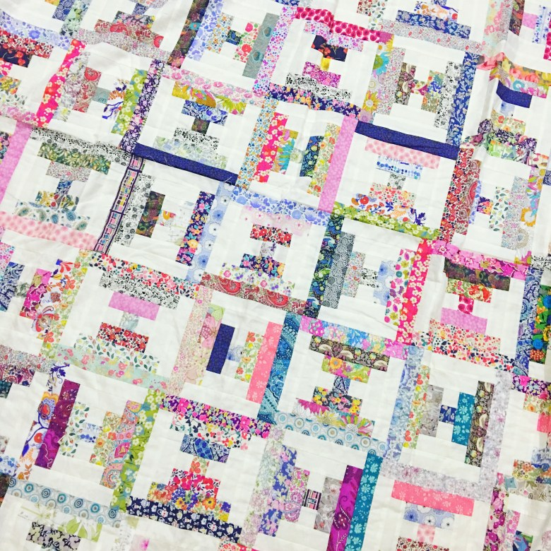 UFOs and WIPs of Quilts and Sewing Projects 2018