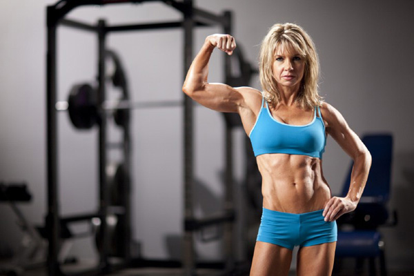 How to train a muscular body