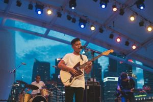 Neptune Waves Local Singapore Talent