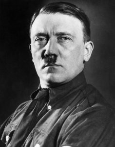 Adolf Hitlet of Nazi Germany