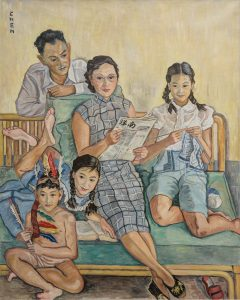 Georgette Chen National Gallery Singapore