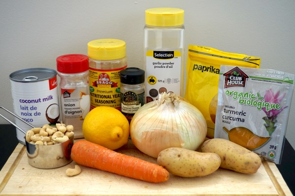 Cheese Sauce Ingredients | thelittleredspoon.com