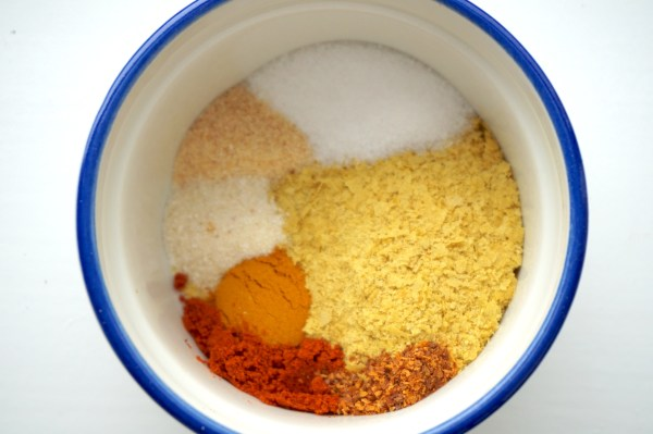 Cheese Spices | thelittleredspoon.com