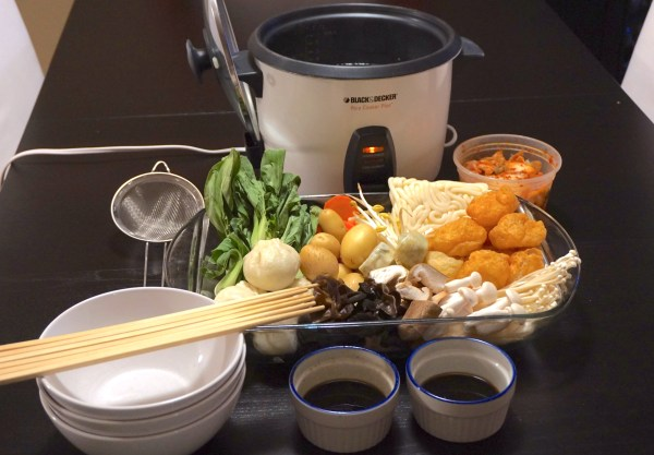 Hot Pot Rice Cooker | thelittleredspoon.com
