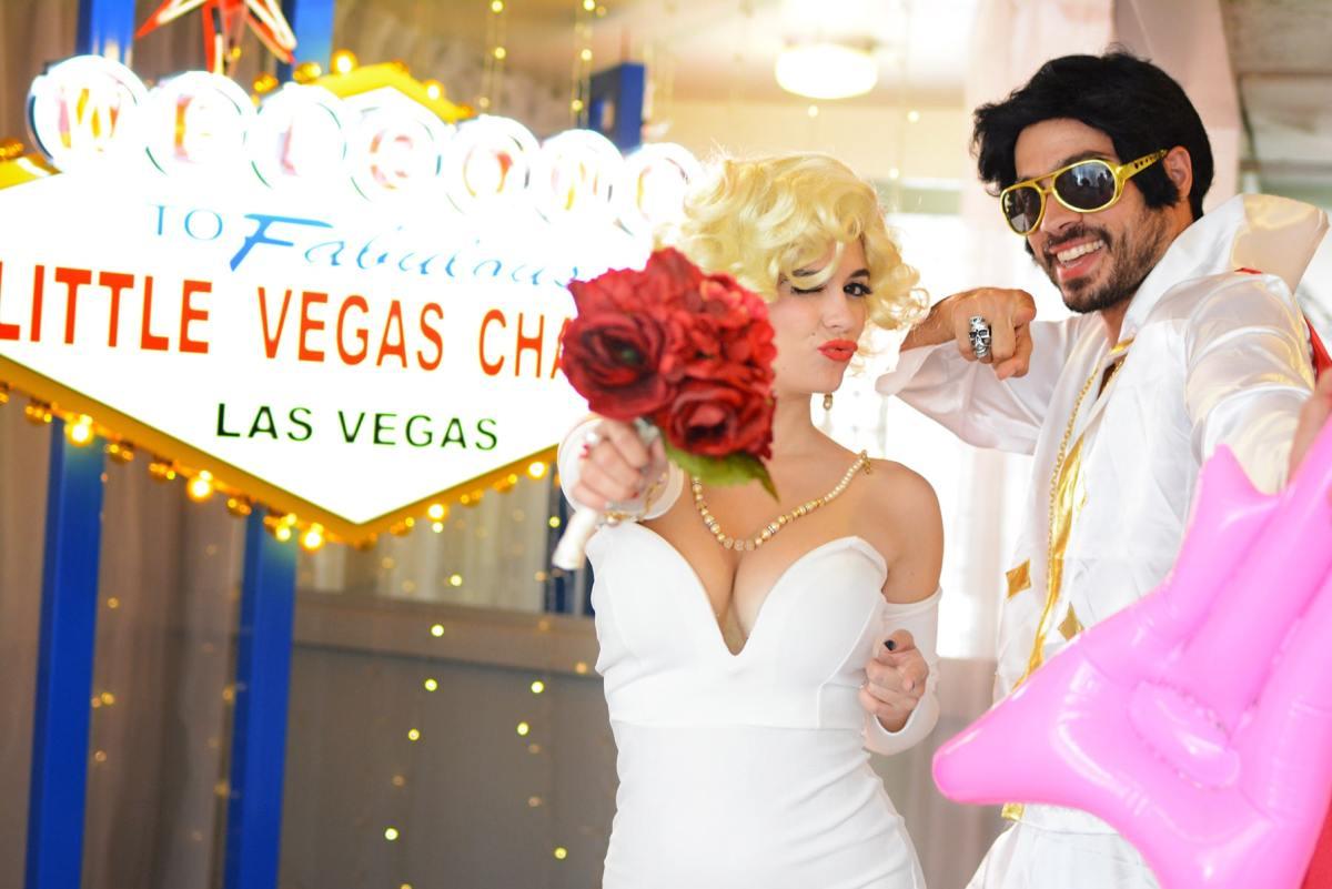 Elvis Marilyn Monroe Costumes