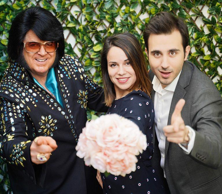 Viva Las Vegas Elvis Wedding Package