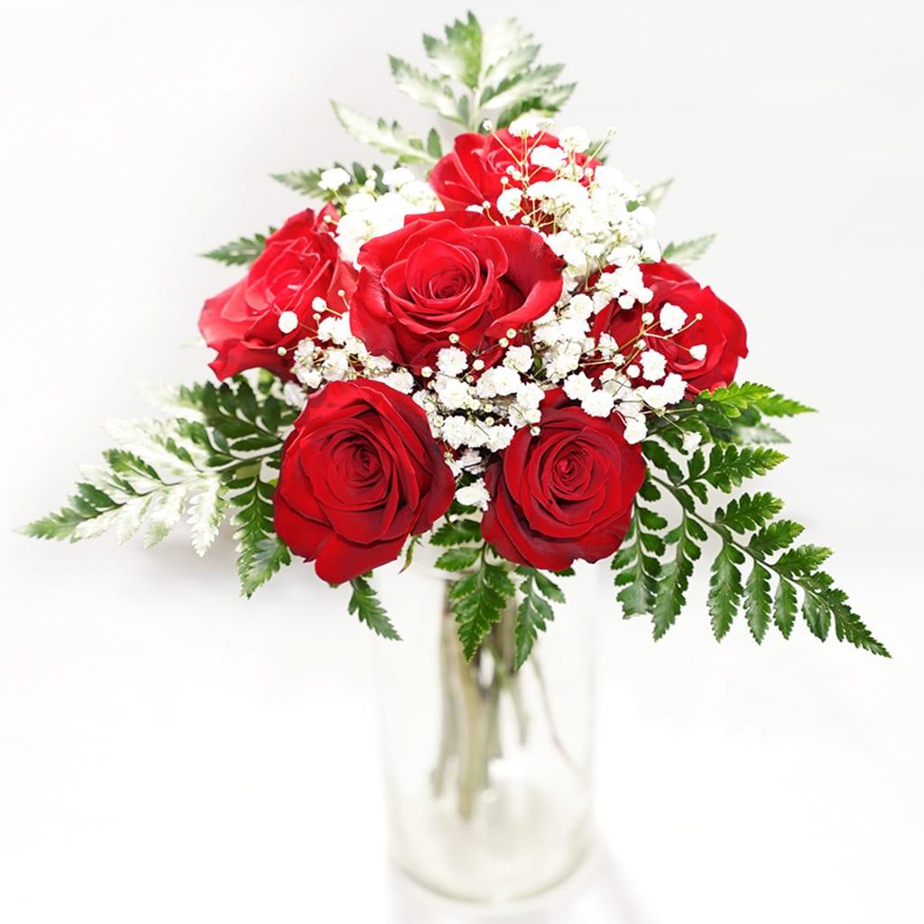 The Little Vegas Chapel Roses