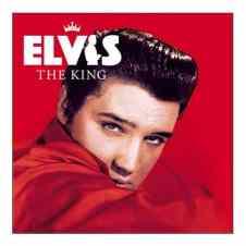 Elvis The King Album Cover