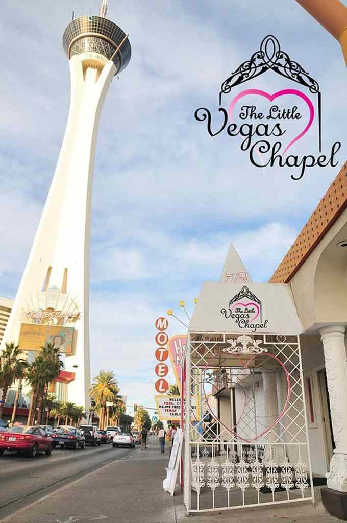 Little Vegas Chapel Downtown Strip