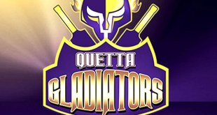 Quetta Gladiators Team 2019 Logo: