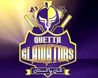 Quetta Gladiators Team 2019 Logo: