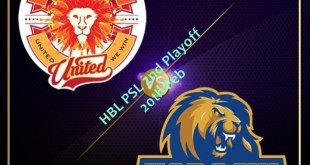 Karachi Kings VS Islamabad United Live PSL 2nd Playoff 20th Feb Match